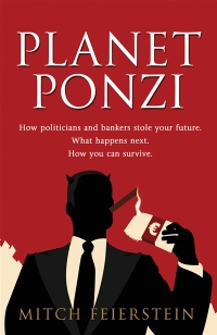 Walker News Desk recommends the book Planet Ponzi